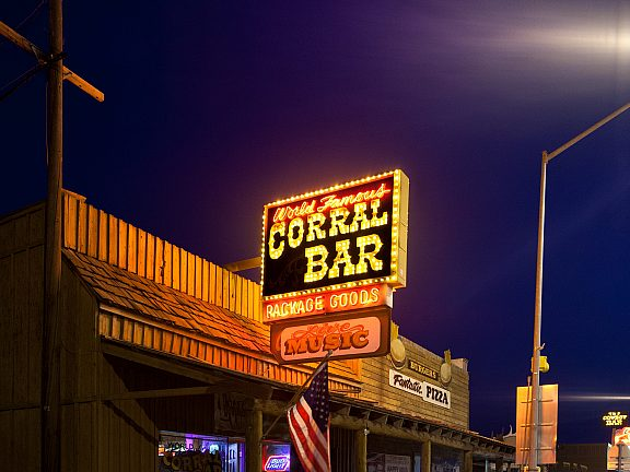 Corral Grill and Bar