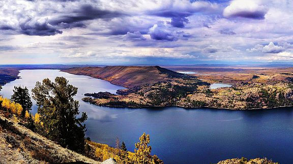 Fremont Lake Overlook - Pinedale, WY