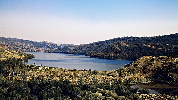 Half Moon Lake - Pinedale, WY