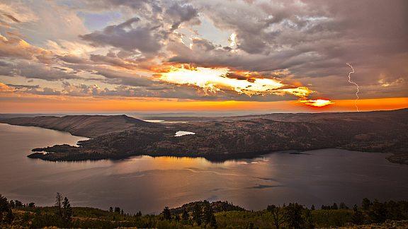 Fremont Lake Sunset - Visit Pinedale, WY