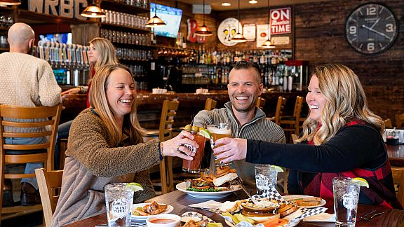 Dining at Wind River Brewing - Visit Pinedale, WY