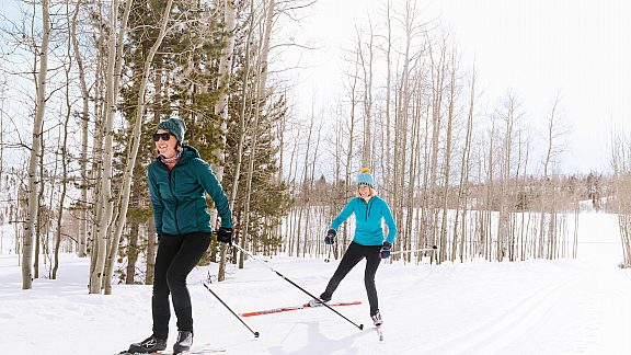 Visit Pinedale, WY - Winter Nordic Skiing Kelly Park