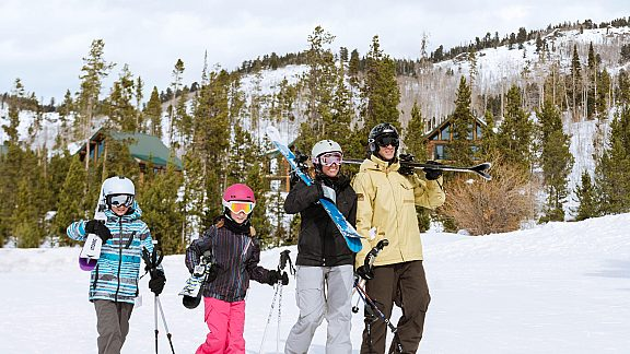 Winter Skiing White Pine - Visit Pinedale, WY