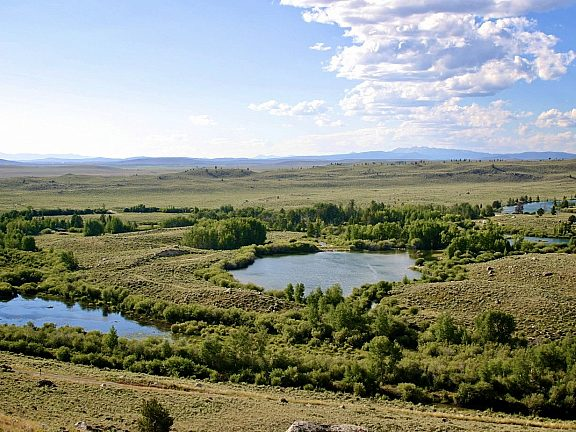 CCC Ponds Recreation Area - Pinedale, WY