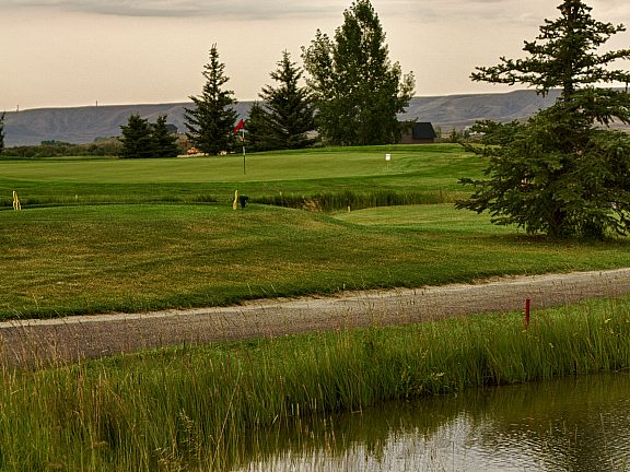 Rendezvous Meadows Golf Course - Pinedale, WY