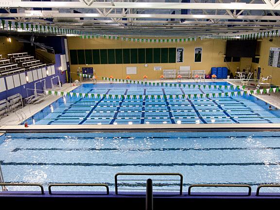 Aquatic Center Pools Visit Pinedale WY