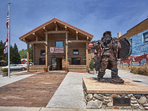 Pinedale, WY Visitor Center