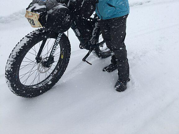 Fat Tire Biking Visit Pinedale Drift 100