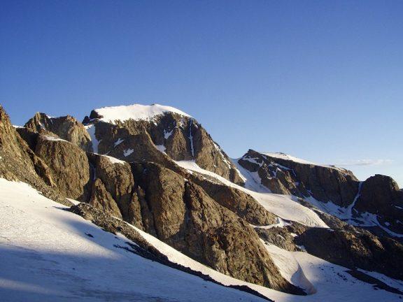Gannett Peak Wind River Range