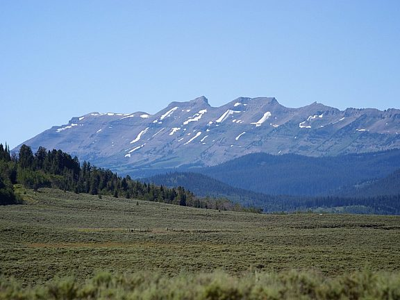 Gros Ventre Mountain Range - Visit Pinedale, WY