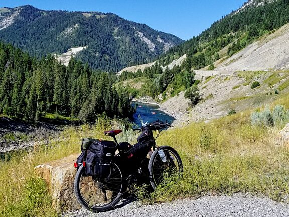 Bikepacking Visit Pinedale