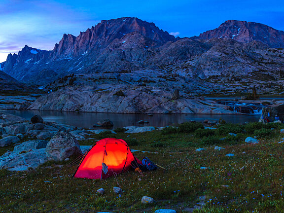 Camping Wind River Range Visit Pinedale