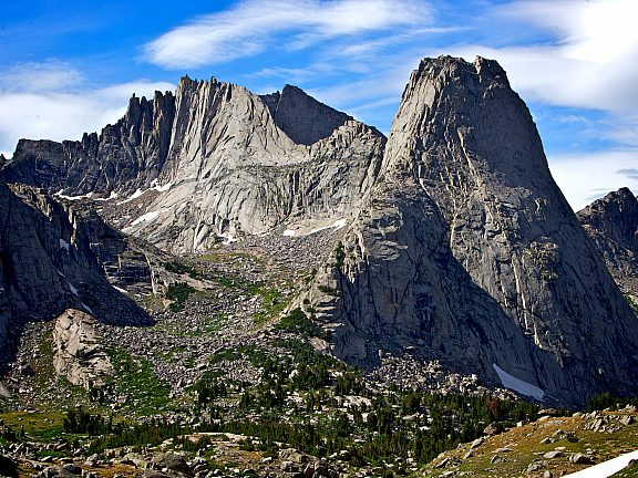 Cirque of the Towers, Wind River Range - Pinedale, WY