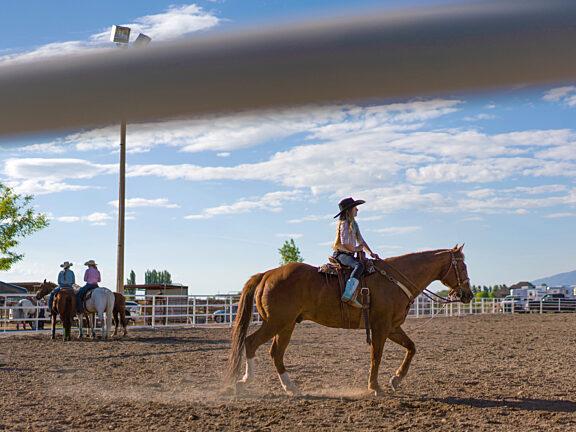 Horseback Riding Sublette County Fair Visit Pinedale