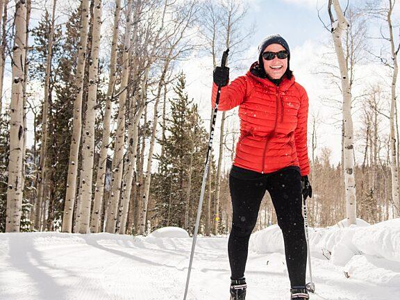Kelly Park Nordic XC Ski Visit Pinedale