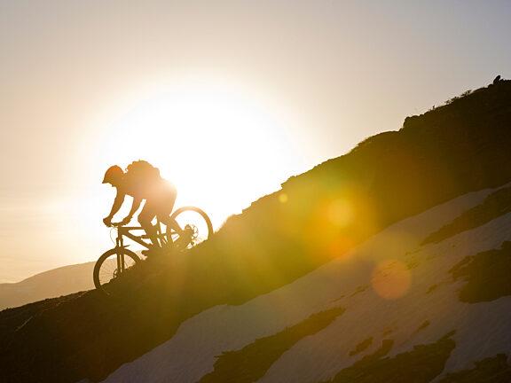 Mountain Biking Summer Big Sandy Visit Pinedale WY