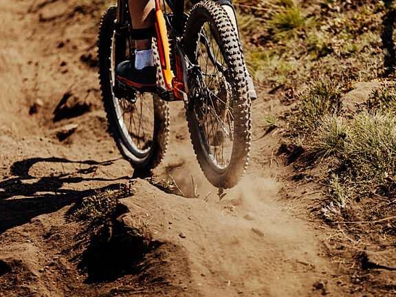 Mountain Biking Summer Mesa Visit Pinedale WY