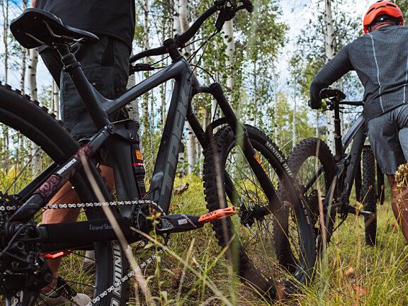 Mountain Biking Summer Visit Pinedale WY