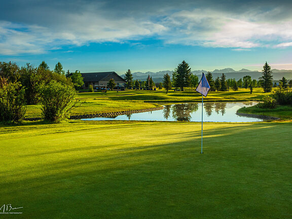 Rendezvous Meadows Golf Visit Pinedale WY