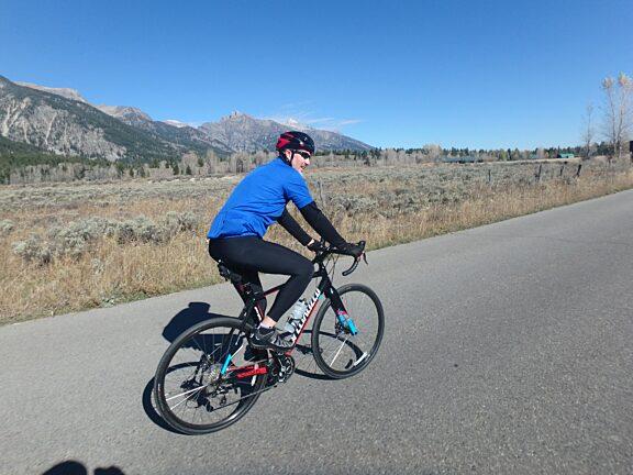 Road Biking Visit Pinedale