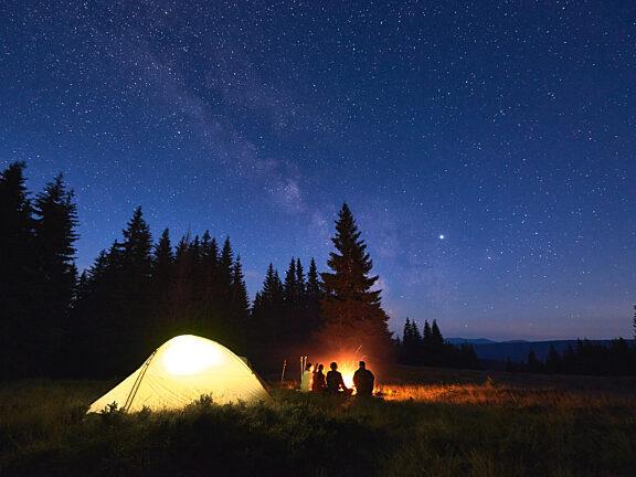 Stargazing Visit Pinedale