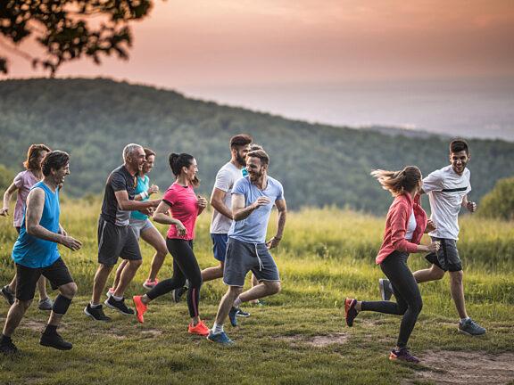 Summer Running Visit Pinedale
