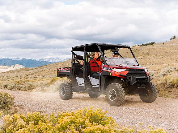 Fall ATV Soda Lake - Visit Pinedale, WY -