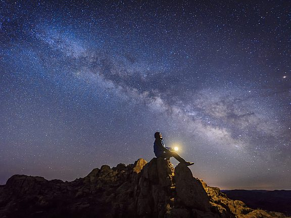 Stargazing - Visit Pinedale, WY -