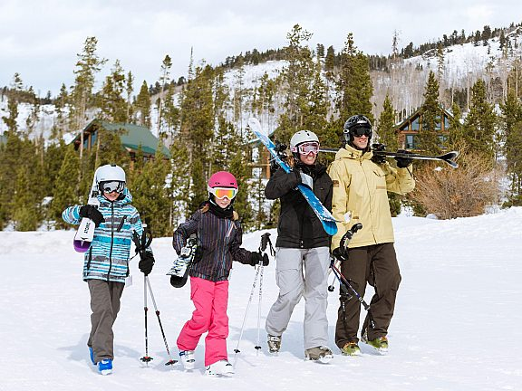 Winter Skiing White Pine - Visit Pinedale, WY -