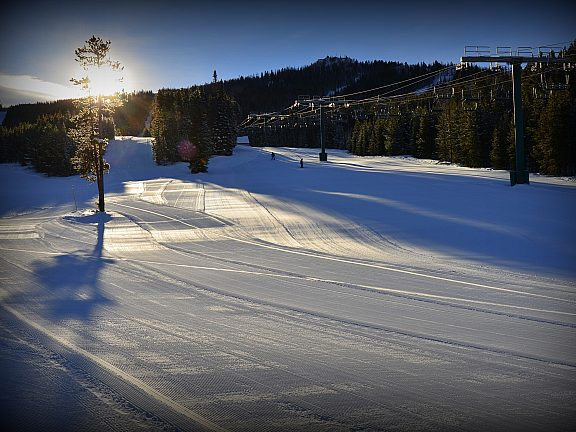 White Pine Ski Resort - Pinedale, WY