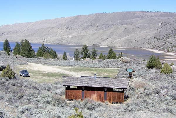 Boulder Lake Trailhead - Wind River Mountains
